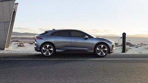 Nuova Jaguar I-PACE Mobile